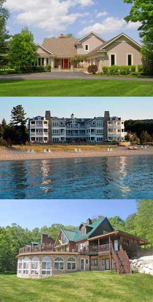Northern Michigan vacation rental homes