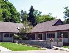 Our office in Harbor Springs, Michigan