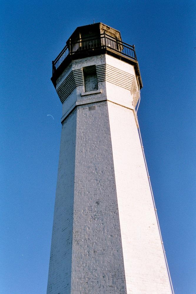 The light tower on Skillagalee (Jeremy Hammond)