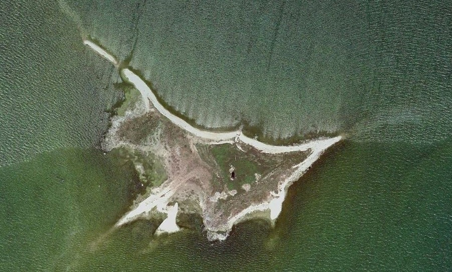 A satellite view of Skillagalee (Google Maps)
