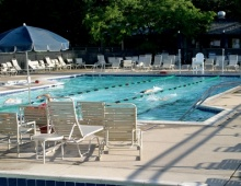 Birchwood Farms Golf and Country Club swimming pool