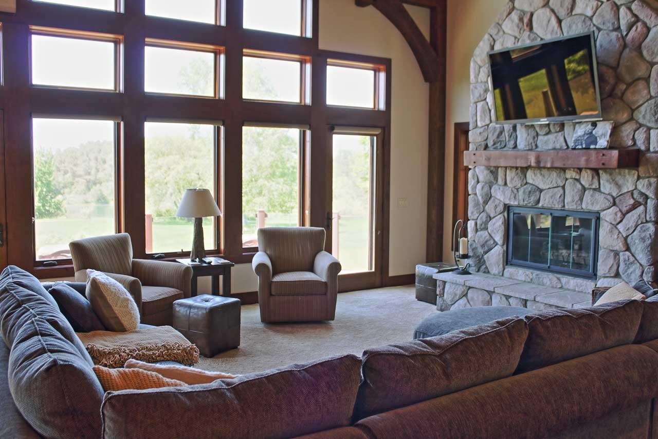 Reflections: Luxury Birchwood Farms vacation rental ...