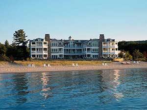 Lebear Resort Luxury Beachfront Living In Glen Arbor