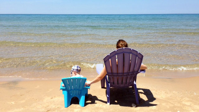 Beach And Waterfront Vacation Rentals In Northern Michigan