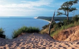 Sleeping Bear Sand Dunes Glen Arbor