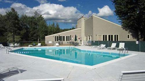 Hideaway Valley swimming pool