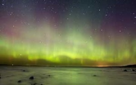 Sturgeon Bay Northern Lights