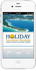 Holiday Vacation Rentals App