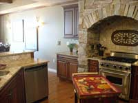 LeBear Resort Kitchen in Units 5 and 7