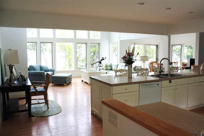 Trillium Kitchen Views