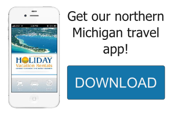 Download our northern Michigan travel app!