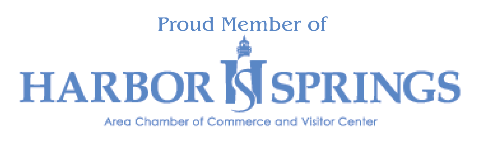 Proud member of Harbor Springs Chamber of Commerce