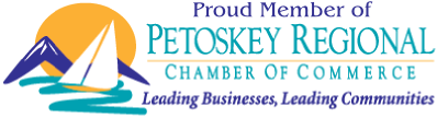 Proud member of Petoskey Chamber of Commerce