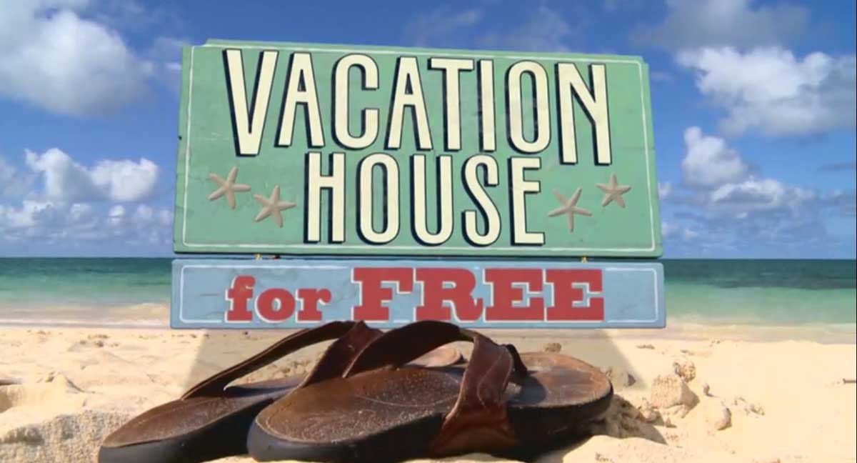 Vacation Houses for Free?