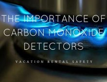Vacation Rental Safety: The Importance of Carbon Monoxide Detectors