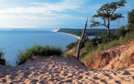 Lake Michigan: The Country's Longest Fresh Water Coastline