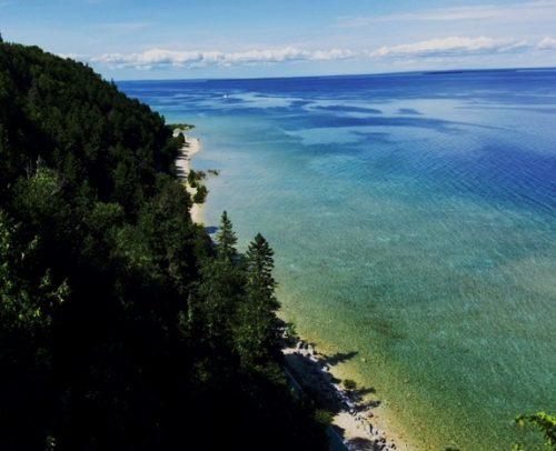 Great Lake Shoreline