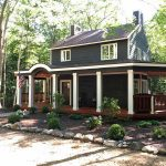 Tree House Summer Exterior