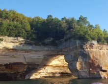 Discover the Upper Peninsula: Pictured Rocks National Lakeshore