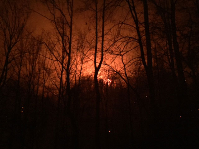 Experiencing the Gatlinburg Fires: A Vacation Rental Trip We'll Never Forget