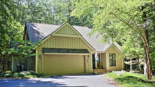 Timber Ridge Log Home