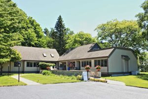 Holiday Vacation Rentals' office in Harbor Springs, Michigan