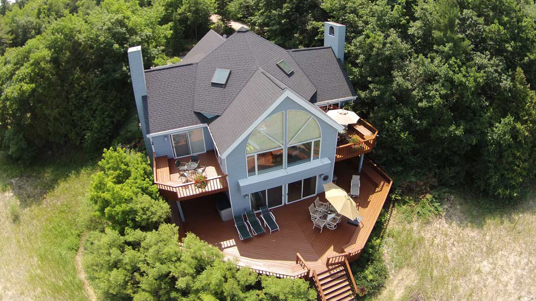 Owning a vacation rental home in northern michigan for Northern michigan cabin rental