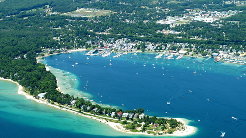 In-Town Rentals | Vacation rentals near downtown Harbor Springs or Petoskey
