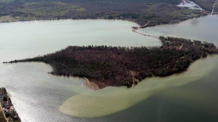 Oden Island Nature Preserve | Northern Michigan Nature Preserves