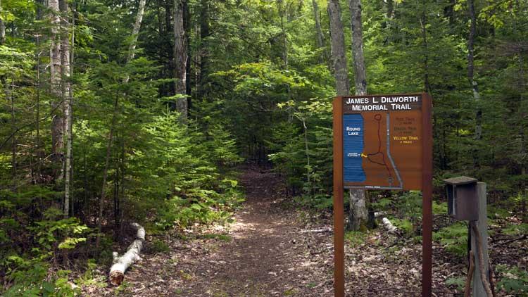 Round Lake Nature Preserve | Northern Michigan Nature Preserves