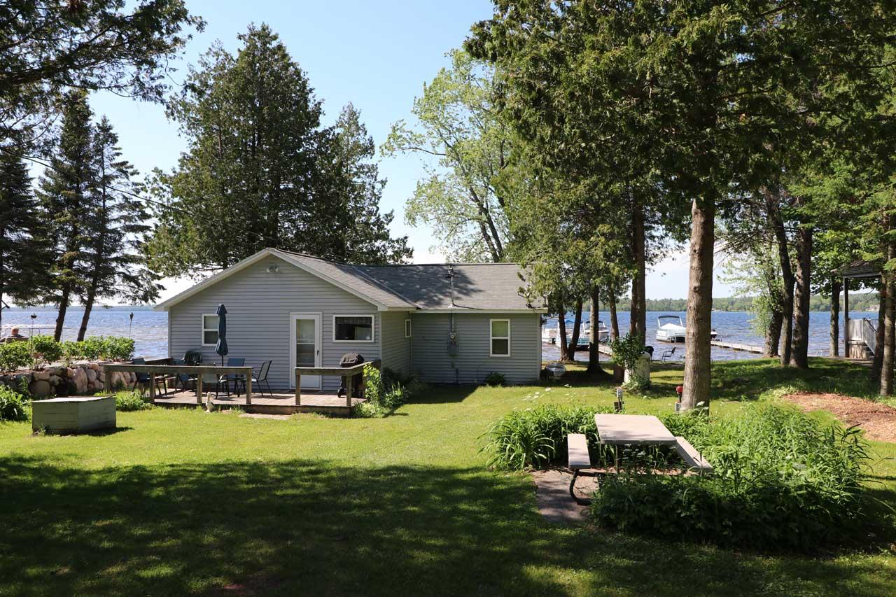 Sunset Shore on Pickerel Lake Pickerel Lake vacation rental with ...