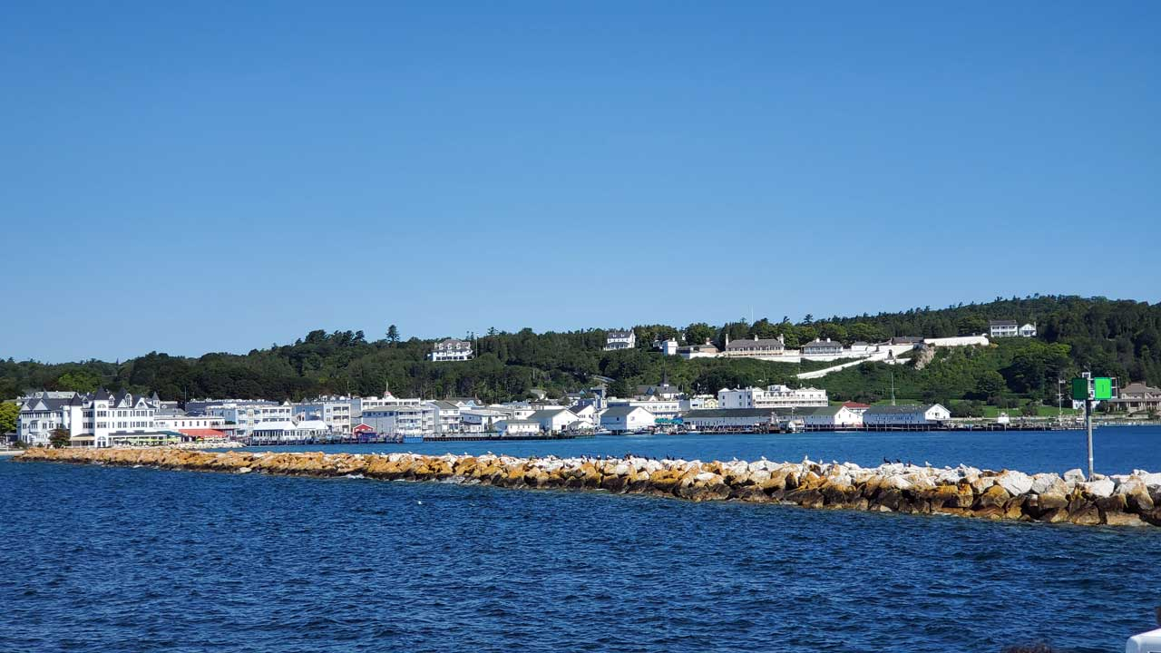 Mackinac Island, Fort Mackinac