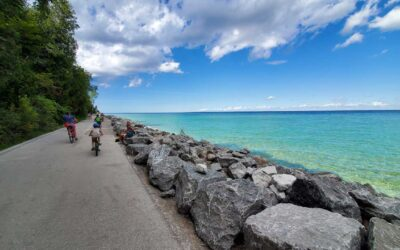 Biking on Mackinac Island: An Awesome Family Adventure!