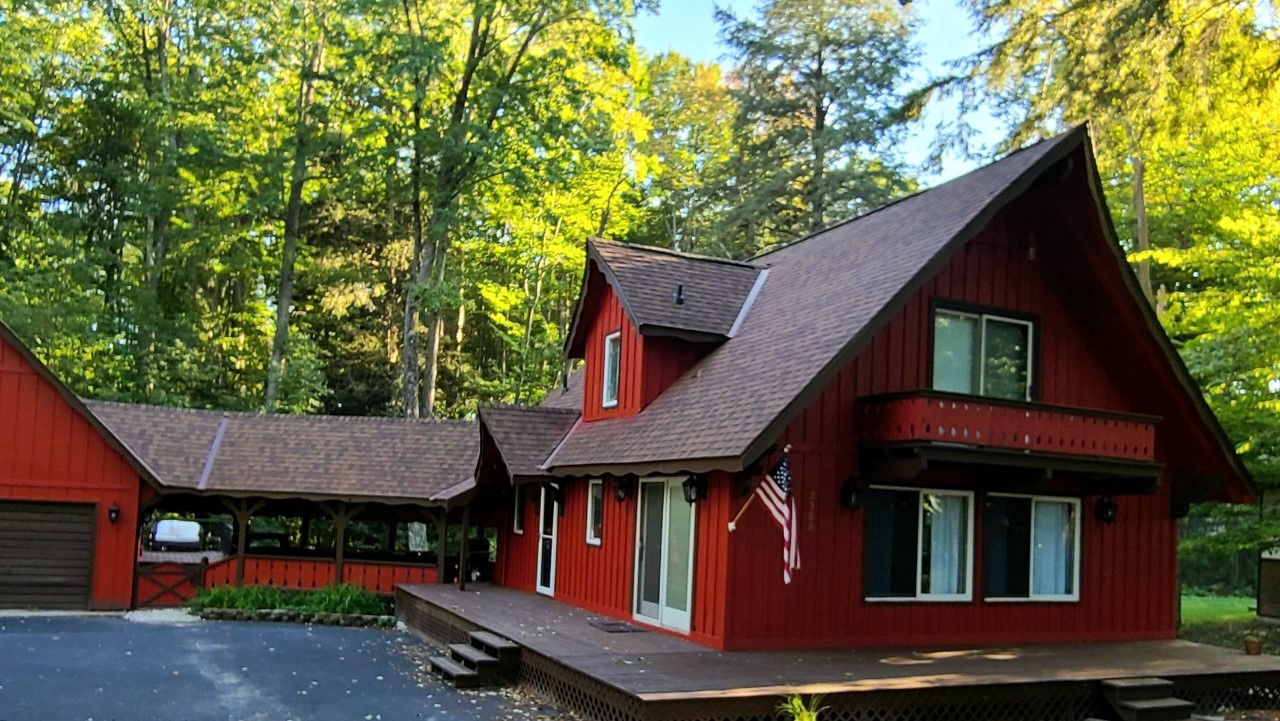 Sunset Shore - vacation rental on Pickerel Lake